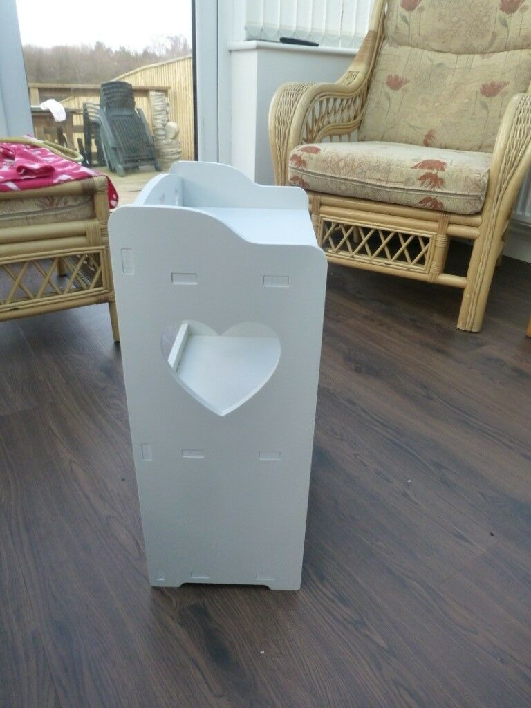 bedroom chair gumtree ferndown folding plans white wood bedside tables x 2 in dorset