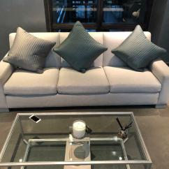 Kingcome Sofa Sale Craftmaster Jackson Leather Luxury Three Seater Bespoke Rrp 5 300 In