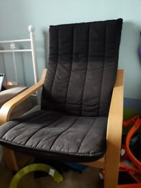 bedroom chair gumtree ferndown electric prop two gas bar stools collection in dorset ikea