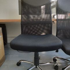 Revolving Chair Gumtree Dxracer Cover Aster High Back Mesh Office Great Condition In London