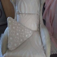 Swivel Chair In Spanish Infant Beach Curvy By Furniture Design Group Fama Cream And