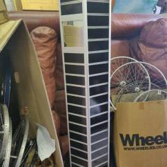 Sofa Warehouse Clearance Uk Leather Company Swansea Opening Times Furniture Display Tower Hexagon Shape In