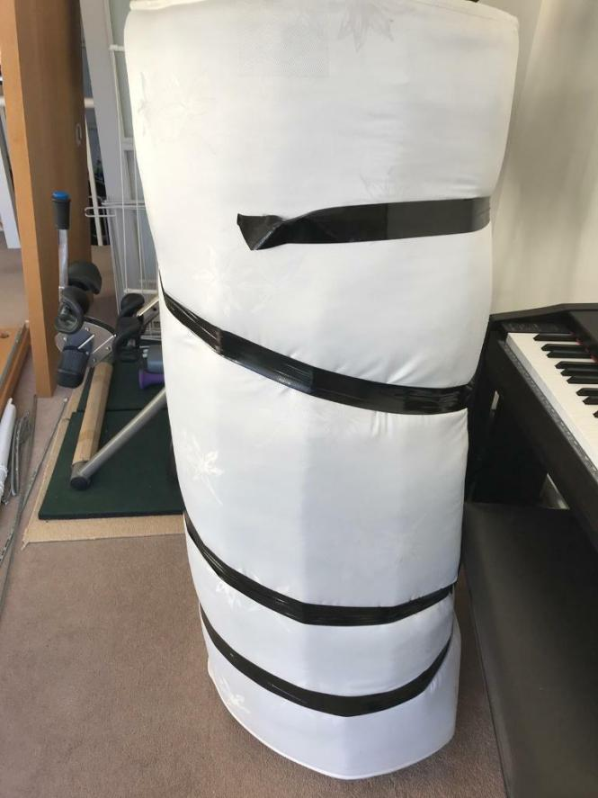 Free Double Mattress Collection From Pimlico