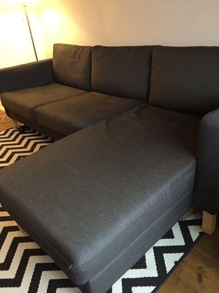ikea karlstad sofa covers uk vanguard sectional sofas corner - | in cardiff bay, ...