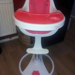 Swivel High Chair Baby Covers Pattern Pink In Diss Norfolk Gumtree