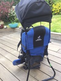 Baby carrier - deuter Kid Aircomfort | in Dulwich, London ...