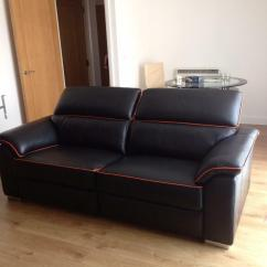 Domicil Arezzo Sofa Microfiber Sleeper Sold In Eastleigh Hampshire Gumtree