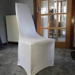 Wedding Chair Covers Pontypridd Pilates Exercises 40 New White Lycra 50 In Glenrothes Fife Gumtree