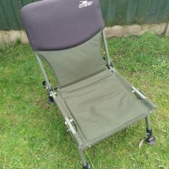 Fishing Chair Crane White Fur Tackle In Sandwell West Midlands Gumtree