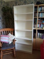 IKEA Large White Billy Bookcase   in Wiveliscombe ...