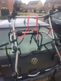 Fitting Halfords Bike Rack. Halfords Bike Rack In Swindon ...