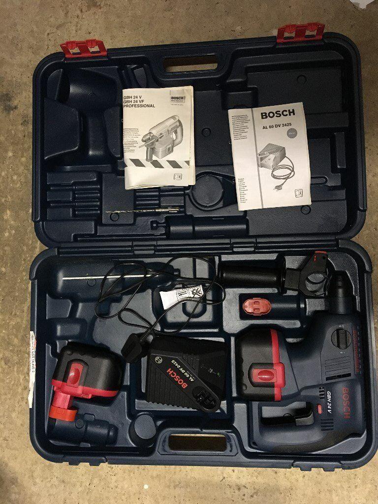 Bosch Cordless Drill 24v