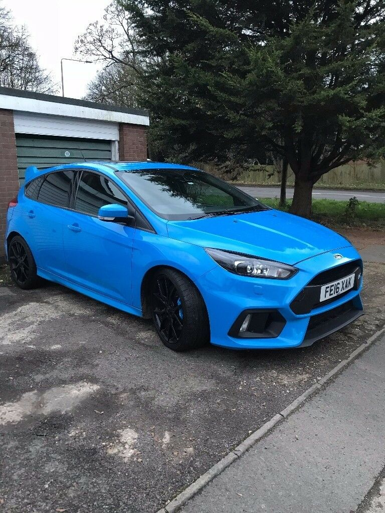 Nitrous Blue Focus Rs : nitrous, focus, Focus, Nitrous, Touch, Paint, Review