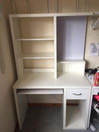 Ikea Desk And Shelves | Desk Design Ideas