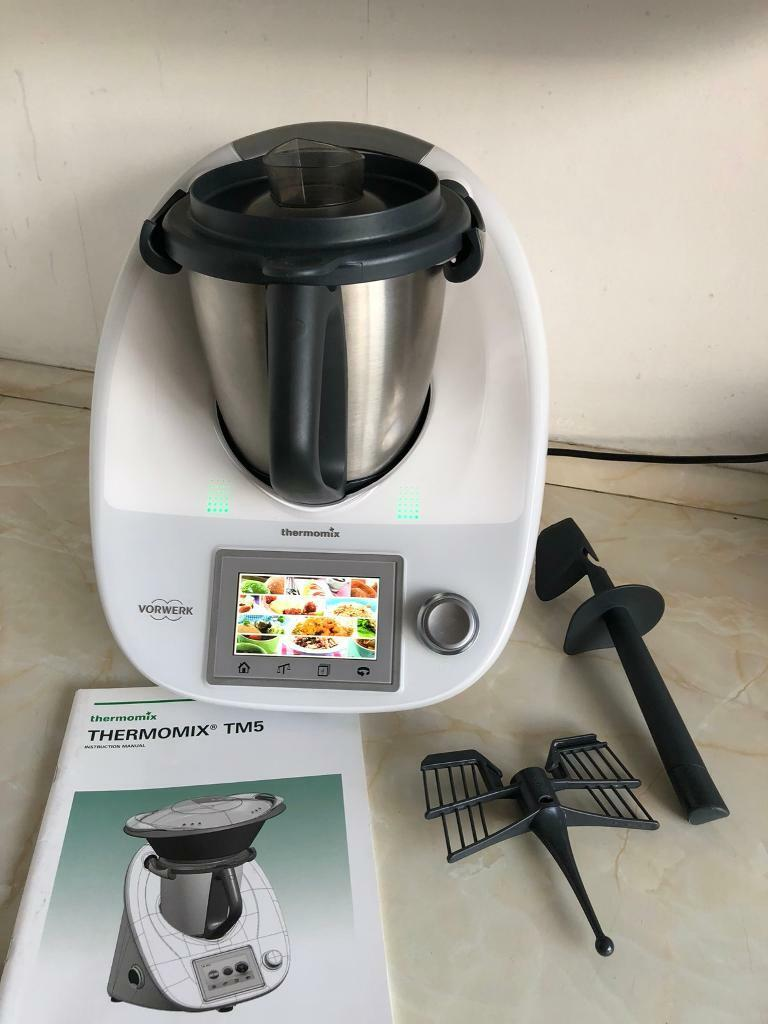 kitchen aide food processor cost for remodeling vorwerk thermomix tm5 | in ealing broadway ...