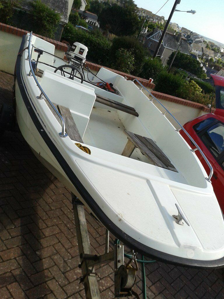 fishing chair for sale uk simmons chairs and recliners dell quay dory eurosport 15,johnson 25 electric start outboard. | in totnes, devon gumtree