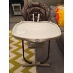 Chicco High Chairs Uk Husk Chair Replica Baby Toddler For Sale Gumtree Polly Magic