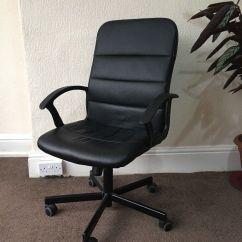 Revolving Chair Gumtree Hook On Office Swivel Ikea Torkel In Levenshulme Manchester