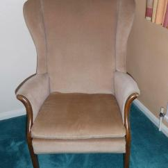 Old Wicker Chairs Uk Target Baby Doll High Chair Parker Knoll Wing Back Fireside | In Wycombe, Buckinghamshire Gumtree