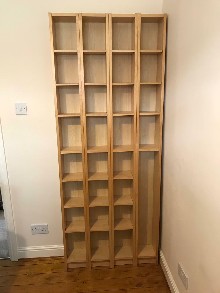 Ikea Billy Bookcase Dvd Storage Towers In Beverley East Yorkshire Gumtree