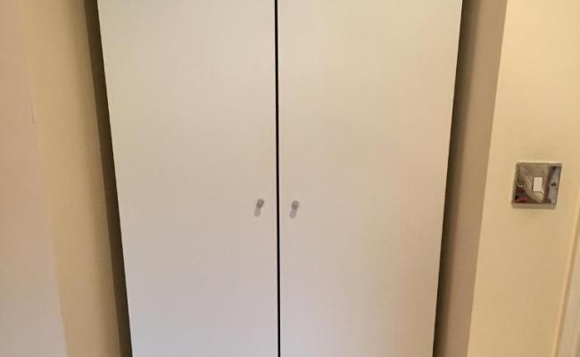 Ikea Bostrak Wardrobe For Sale In Newcastle Tyne And