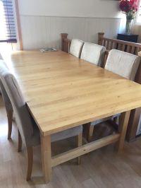 Table Bois Ikea Norden  Wraste.com