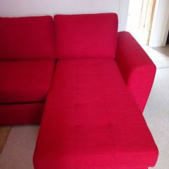 Next Quentin Sofa Bed Review Grey Green Rug Almost New Corner Red Right Or Left In