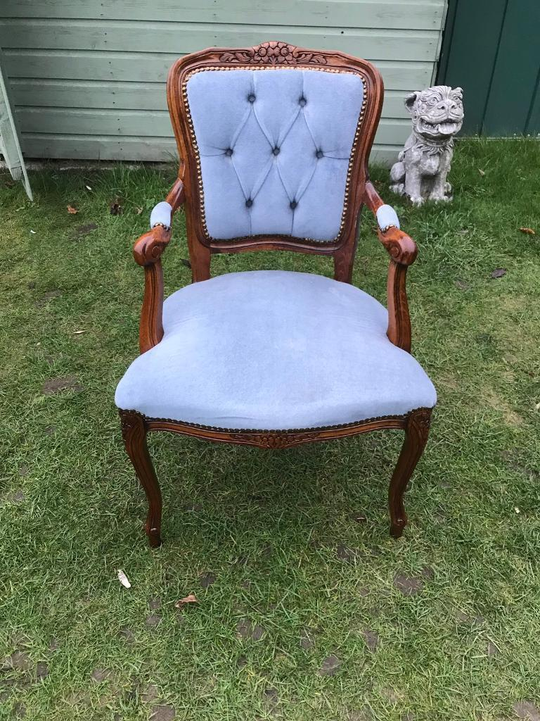 bedroom chair on gumtree bean bag gaming argos reproduction edwardian can deliver in norwich