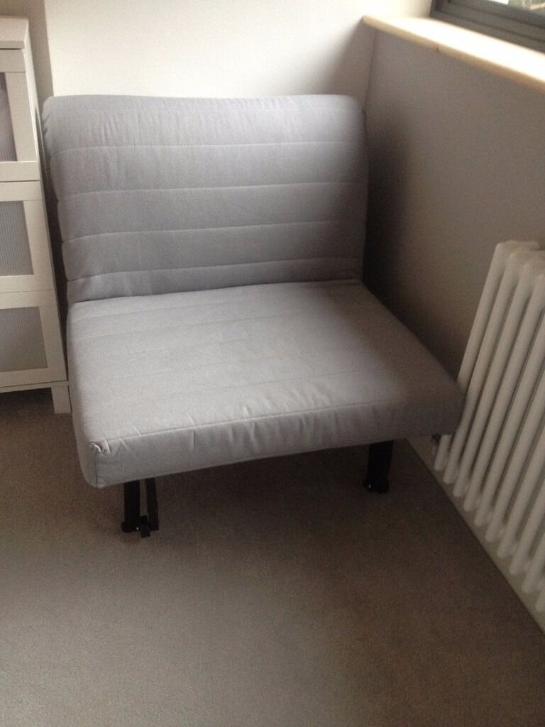 lycksele chair bed booster chairs for toddlers ikea sofa barn barely used single lvs in brixton