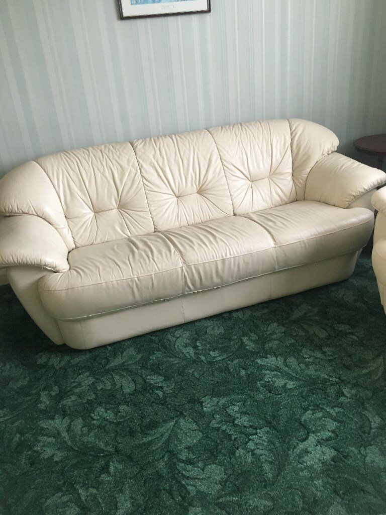 how to clean a cream leather sofa the best set and 2 chairs in bexley london