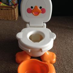 Fisher Price Duck Potty Chair Salli Saddle In Maidenhead Berkshire Gumtree