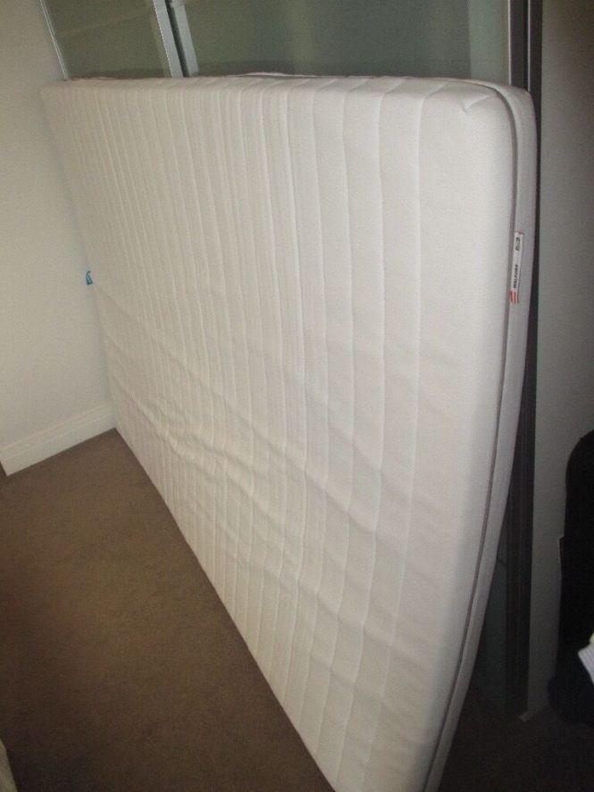 Mattress Ikea Malfors Firm 140cm X 200cm In County Antrim Gumtree