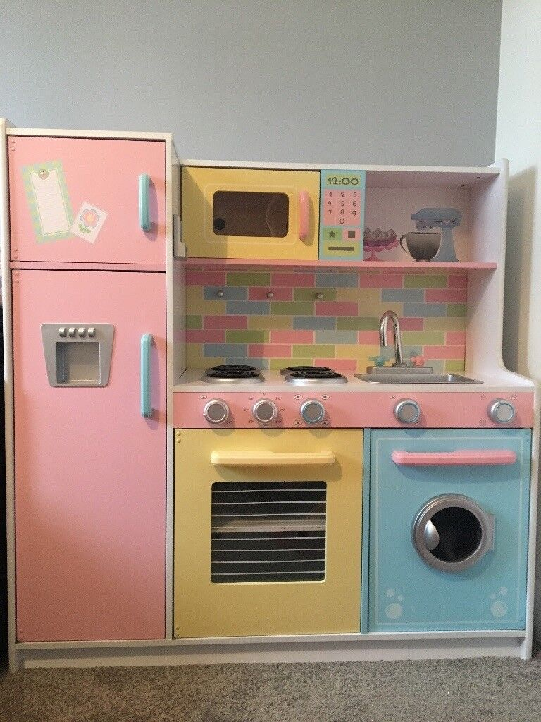 kidkraft toy kitchen cabinets in north shields tyne and wear gumtree