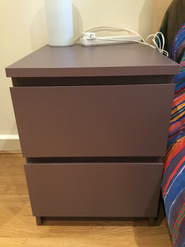 Ikea Malm Nightstand In Cardiff City Centre Cardiff Gumtree