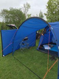 Freedom trail serendo 4 person tent | in Hartlepool ...