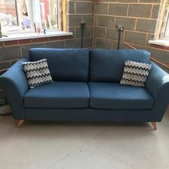 2 Seater Love Chair Hanging Domayne Scs Solo 3 Sofa Accent Only 8 Weeks Old As New