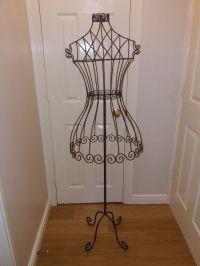 Steel Wire Mannequin or Dummy - Dress Stand - Shop Display ...
