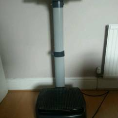 Swivel Chair Uk Gumtree Orange Covers Carl Lewis Vibro Exerciser | In Mossley Hill, Merseyside