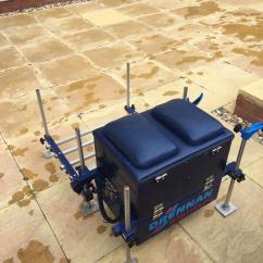Chub Chair Accessories Ergonomic Pantip Drennan Team England Fishing Seat Box &   In Broadclyst, Devon Gumtree