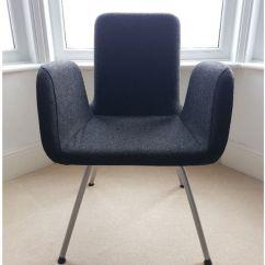 Ergonomic Chair Uk Ikea Summer Infant Patrik Desk/living Room/office , Dark Grey Ultuna | In Walthamstow, London Gumtree