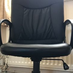 Revolving Chair Gumtree Ikea Rolling Selling An Office In Sparkhill West Midlands