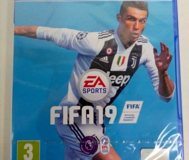 Fifa 19 New Ps4 And X Box One