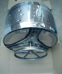 UpCycled Washing Machine Drum Fire Pit, Wood burner Patio ...