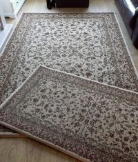 QUALITY DUNELM MILL ORIENTAL RUGS 1 LARGE 1 SMALL | in ...