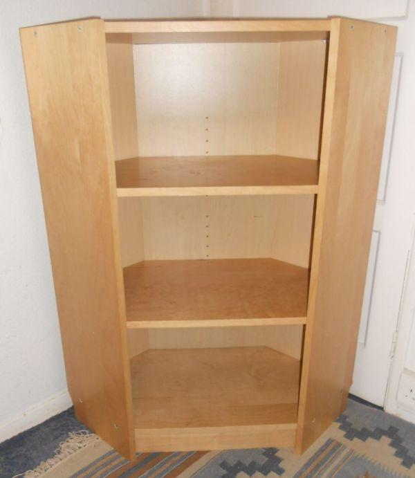 Corner Shelving Unit - Storage Ikea Billy Bookcase Tv