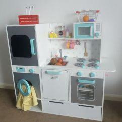 Wooden Kids Kitchen Rachael Ray Accessories Play Sea Salt Gltc In Arnold Nottinghamshire