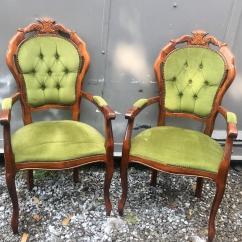 Bedroom Chair Gumtree Ferndown Ergonomic Kneeling Posture Office 2x French Louis Chairs Price Each In Culverhouse Cross