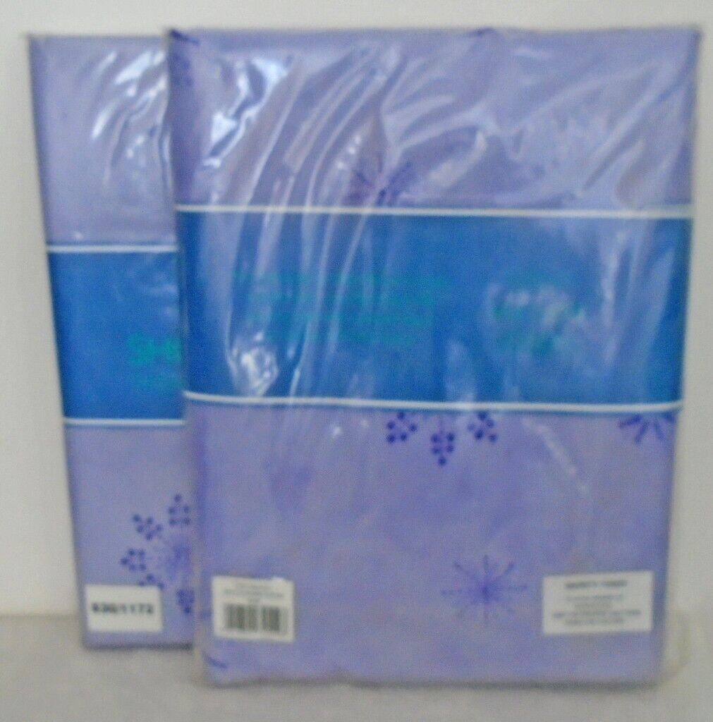 Lilac Shower Curtain With Tie Back Hooks 180cm X 180cm By Catherine Lansfield In Newcastle Tyne And Wear Gumtree