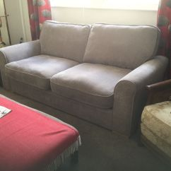 One And Half Seater Sofa Clark Bed Three Plus Matching A In