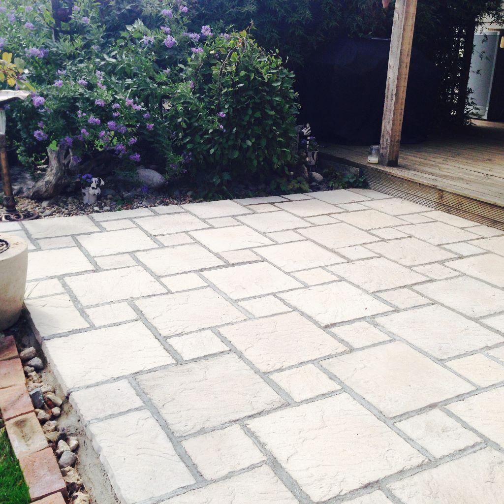 patio slabs, paving slabs, trade pack or individual 130